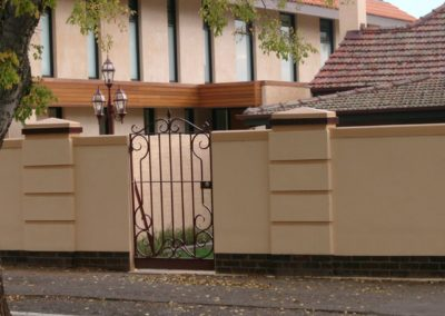 ornate-victorian-design-burgundy-painted-lockable-entrance-gate