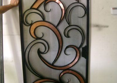 ornate-lockable-modern-design-black-gate-with-copper-inlaid-into-decorative-scrolls-fence-and-gates-heritage-design